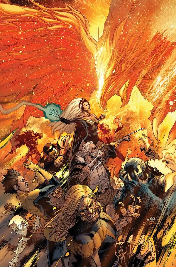 Phoenix Resurrection : The Return of Jean Grey 4 (VO)