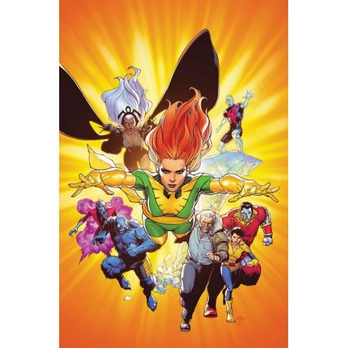 Phoenix Resurrection : The Return of Jean Grey 5 (VO)