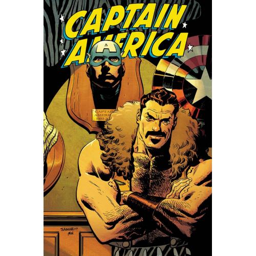 Captain America 697 (VO)