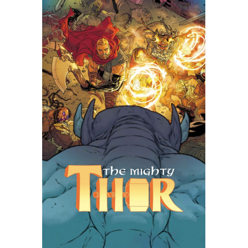MIGHTY THOR 703 (VO)