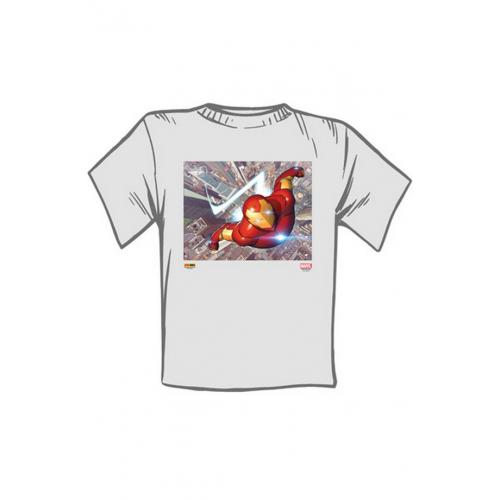 OFFERT: T-Shirt Marvel CADEAU !