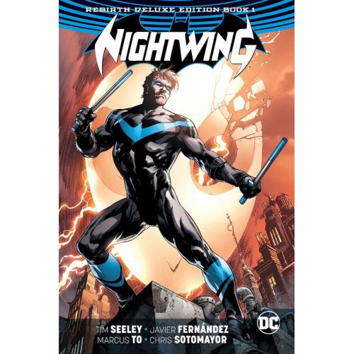 NIGHTWING REBIRTH DLX COLL HC BOOK 01 (VO)