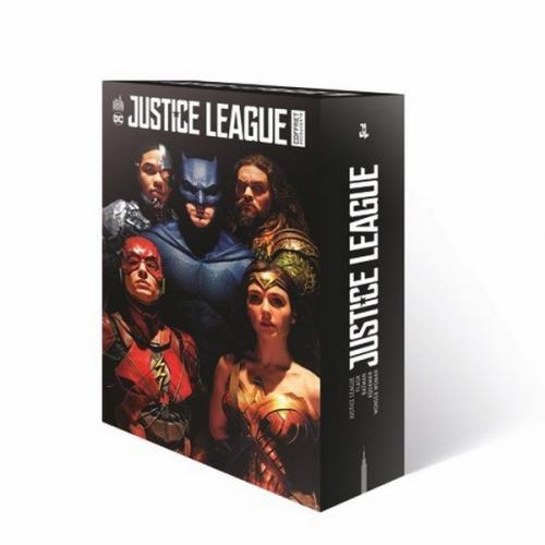 Justice League - Coffret avec les 5 premiers tomes : Coffret Découverte DC Renaissance (VF)