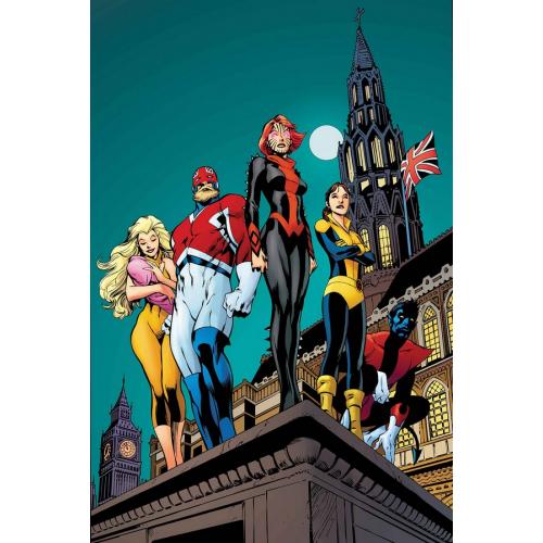 X-Men Gold Annual 1 (VO)