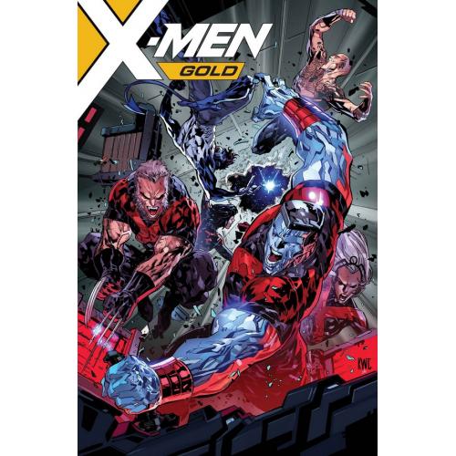 X-Men Gold 19 (VO)