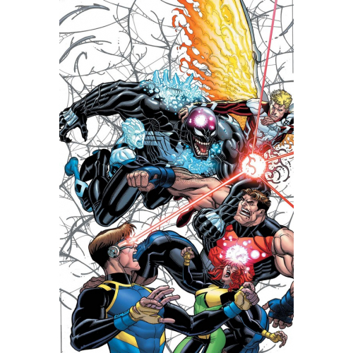 X-Men Blue Annual 1(VO)