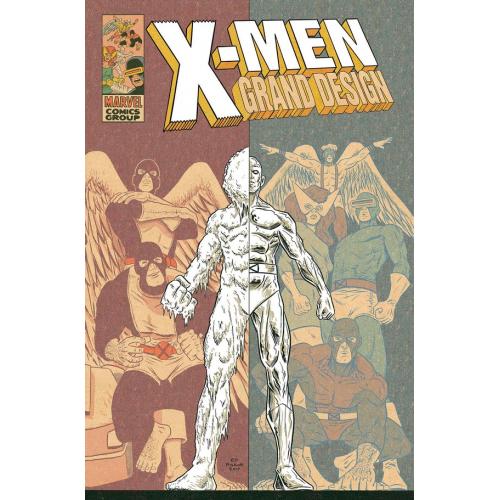 X-MEN GRAND DESIGN 2 (VO)