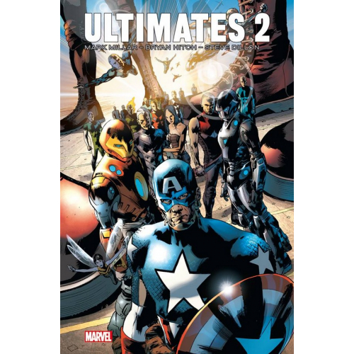 The Ultimates par Millar et Hitch Tome 2 (VF)