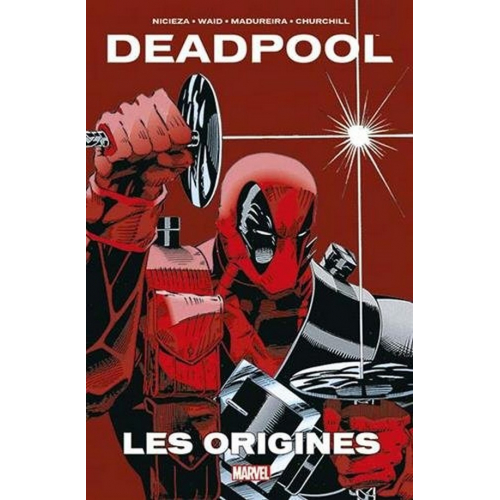 Deadpool : les Origines (VF)
