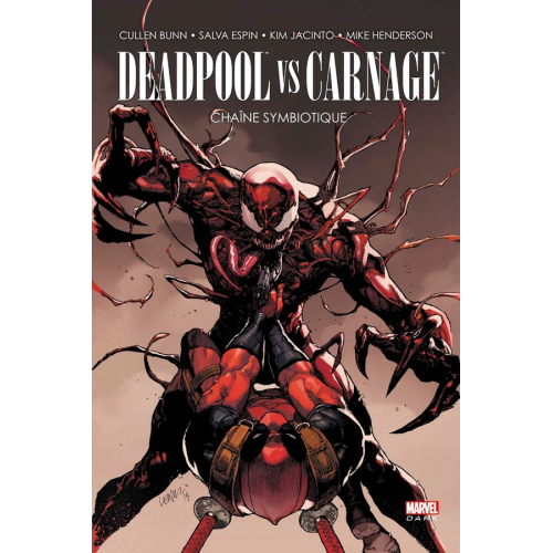 Deadpool Vs Carnage (VF)