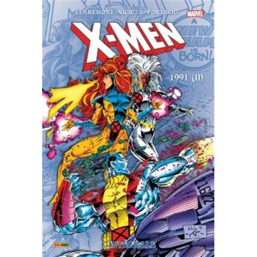 X-MEN INTEGRALE Tome 29 1991 (VF)