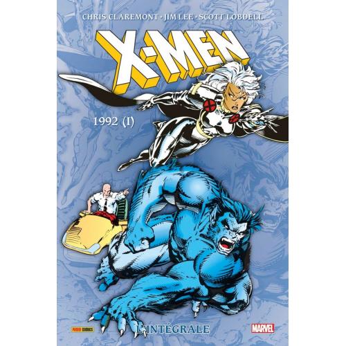 X-MEN INTEGRALE Tome 30 1992 I (VF)