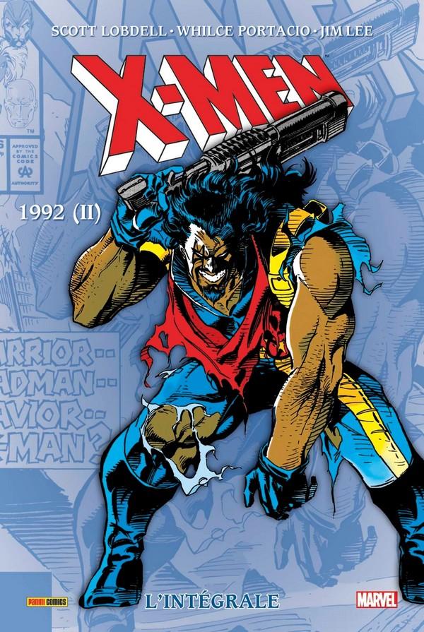 X-MEN INTEGRALE Tome 31 1992 II (VF)