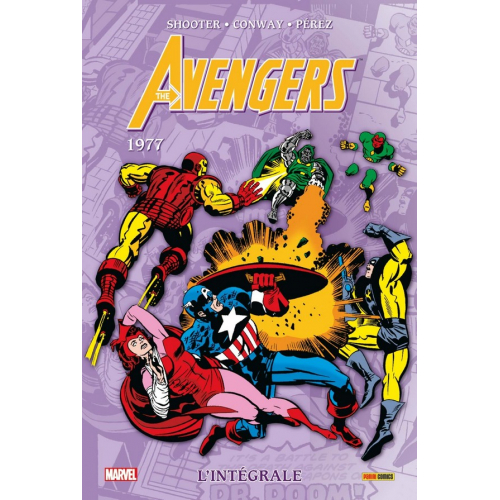 Avengers Intégrale Tome 14 1977 (VF)