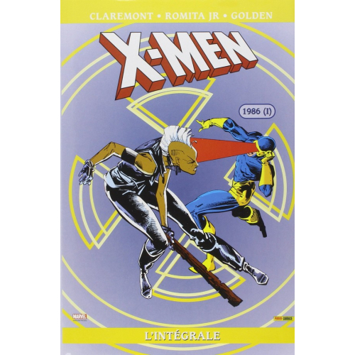 X-MEN INTEGRALE Tome 12 1986 I (VF)