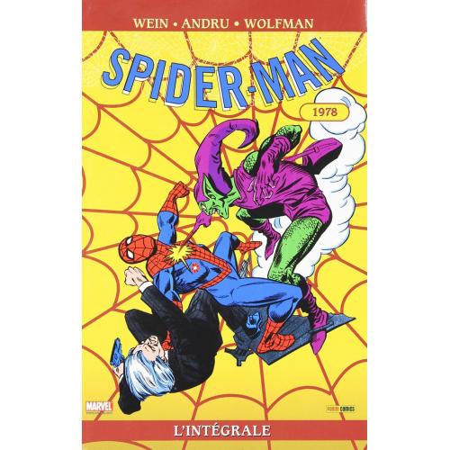 Amazing Spider-Man intégrale Tome 17 1978 (VF)