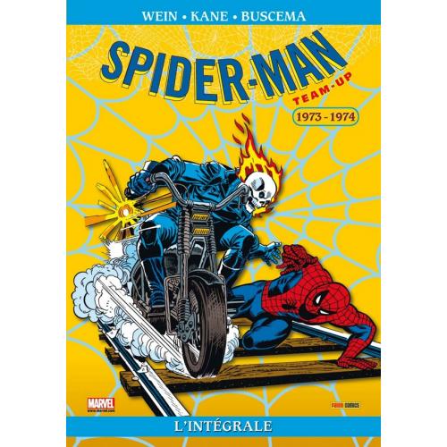 Amazing Spider-Man intégrale Tome 24 Team Up 1973 1974 (VF)