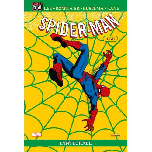 Amazing Spider-Man intégrale Tome 8 1970 (VF)