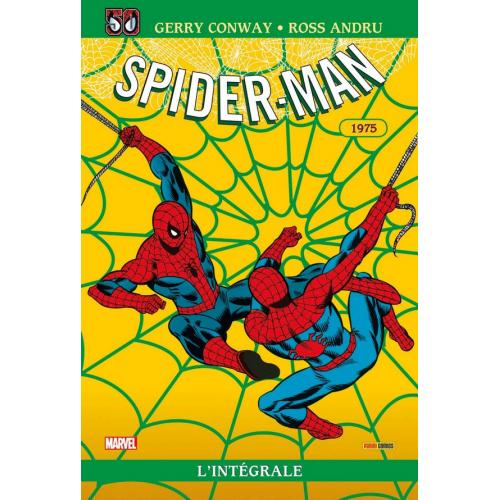 Amazing Spider-Man intégrale Tome 13 1975 (VF)