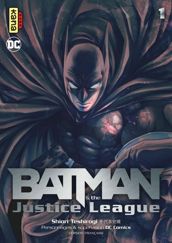 Batman & Justice League Tome 1 (VF)