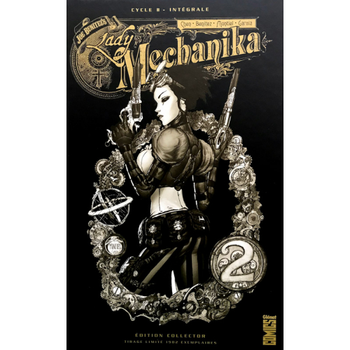 Lady Mechanika Edition Collector intégrale – Cycle 2 (VF)