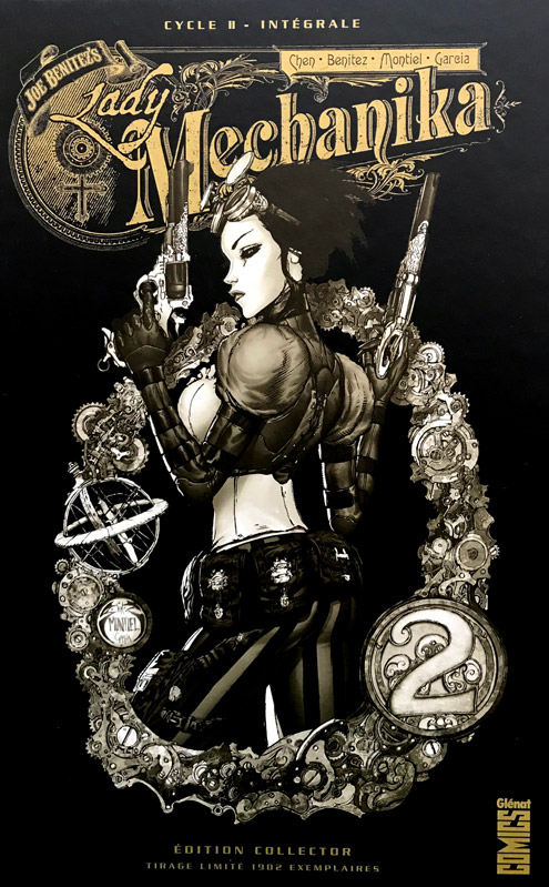 Lady Mechanika Edition Collector – Cycle 2 (VF)