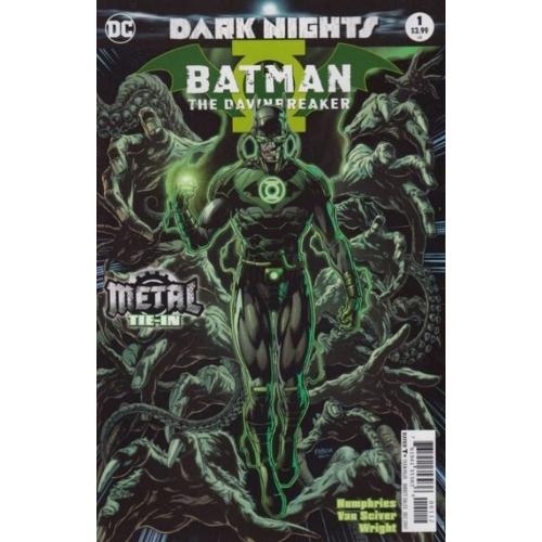 Batman : The Dawnbreaker 1 (VO) 2nd Print - METAL
