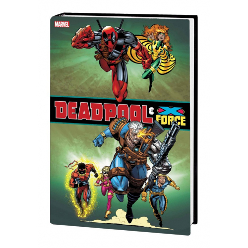 DEADPOOL AND X-FORCE OMNIBUS HC (VO)