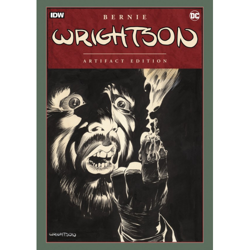 BERNIE WRIGHTSON ARTIFACT EDITION B (VO)