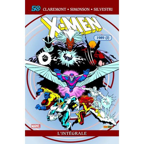 X-MEN INTEGRALE Tome 24 1989 (VF)