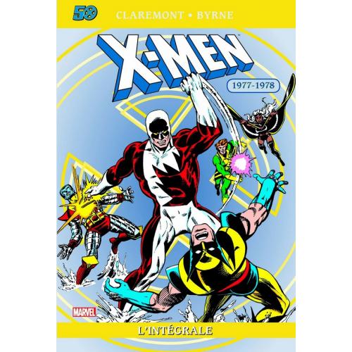 X-MEN INTEGRALE Tome 2 1977 1978 (VF)