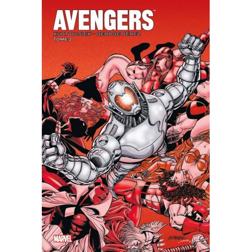Avengers par Busiek et Perez Tome 2 (VF)