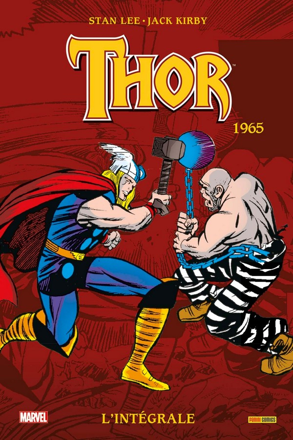 Thor Intégrale Tome 7 1965 (VF)