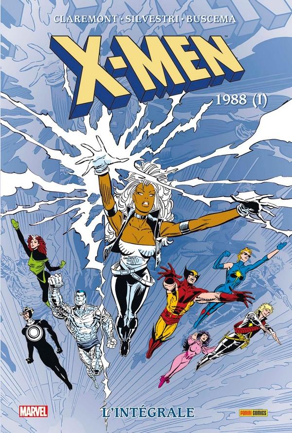 X-MEN INTEGRALE Tome 20 1988 (VF)