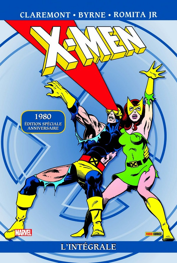 X-MEN INTEGRALE Tome 04 1980 (VF)