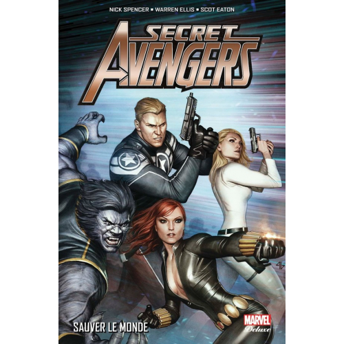 SECRET AVENGERS Tome 2 (VF)