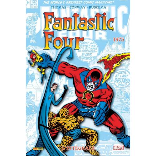 Fantastic Four Intégrale Tome 12 1973 (VF)