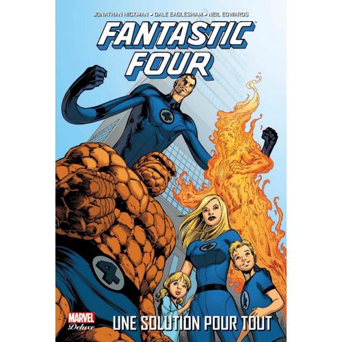 Fantastic Four Tome 1 Une solution pour tout (VF)