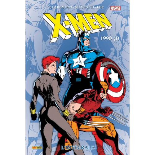 X-MEN INTEGRALE Tome 26 1990 I (VF)