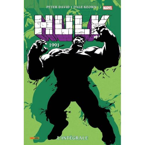 Hulk Intégrale Tome 3 1966 (VF)