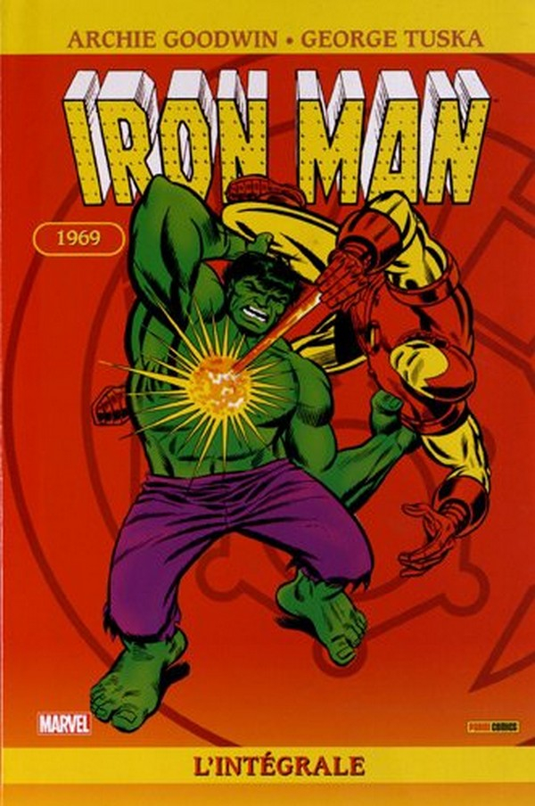 Iron Man Intégrale Tome 5 1969 (VF)