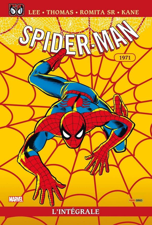 Amazing Spider-Man Intégrale Tome 9 1971 (VF)