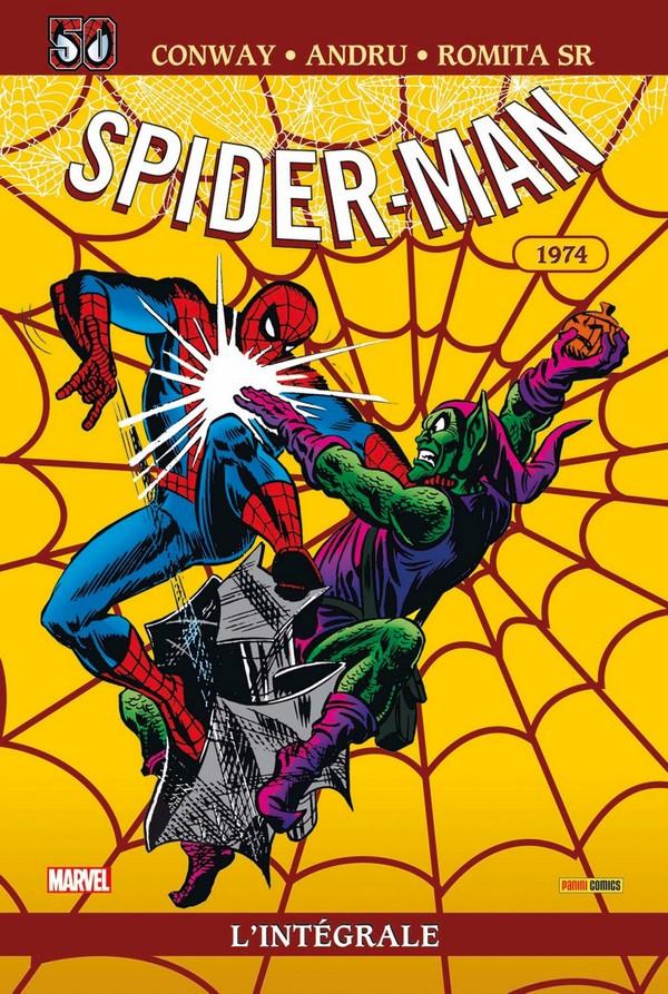 Amazing Spider-Man Intégrale Tome 12 1974 (VF)