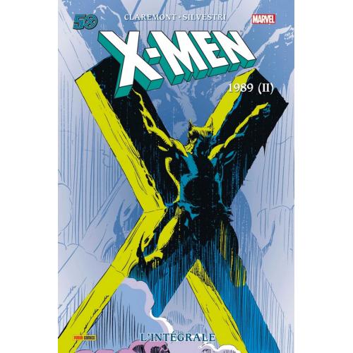 X-MEN INTEGRALE Tome 25 1989 II (VF)