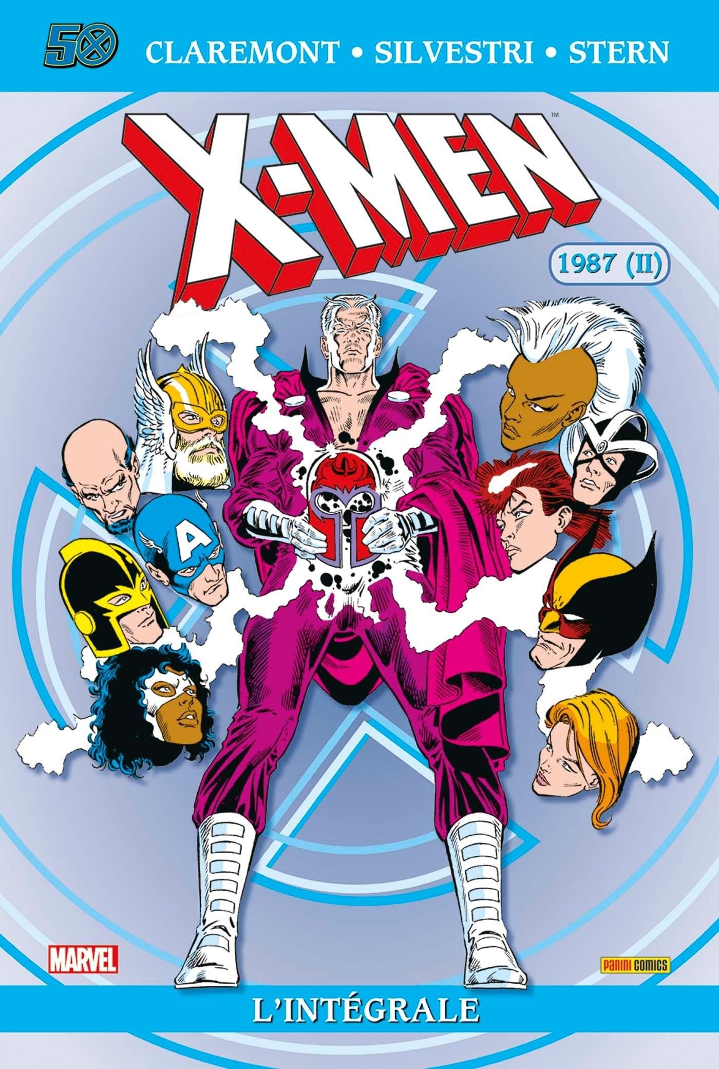 X-MEN INTEGRALE Tome 18 1987 (VF)