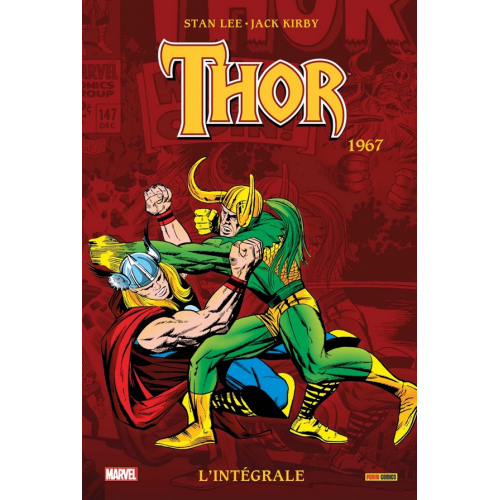 Thor Intégrale Tome 9 1967 (VF)