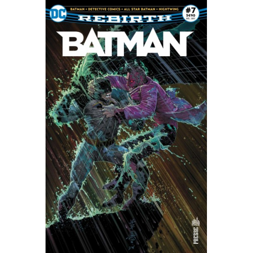 Batman Rebirth n°7 (VF)