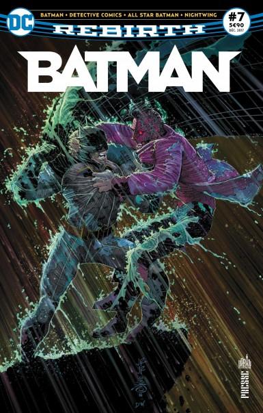 Batman Rebirth n°7 (VF)