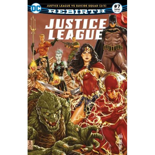 Justice League Rebirth n°7 (VF)