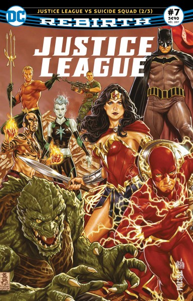Justice League Rebirth n°7 (VF)